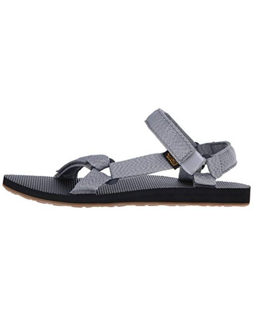 134cd1cc80ca1 ... Teva - Gray Original Universal Sports And Outdoor Lifestyle Sandal for  Men - Lyst ...