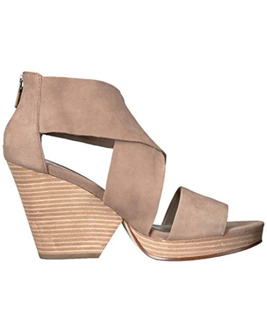 b34c08d9737 ... Eileen Fisher - Multicolor Ellis-nu Platform Dress Sandal - Lyst ...