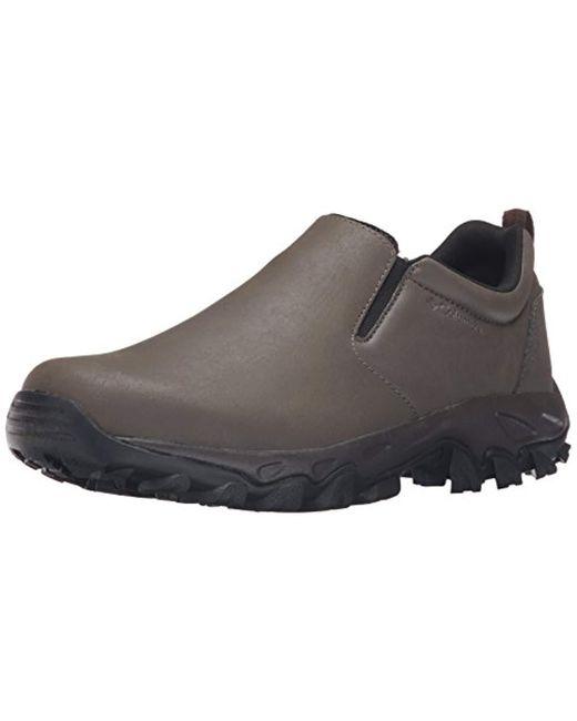 Columbia - Multicolor Newton Ridge Plus Moc Waterproof Hiking Shoes for Men - Lyst