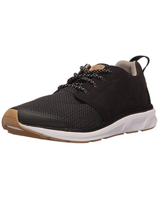 Roxy - Black Set Session Athletic Walking Shoe - Lyst