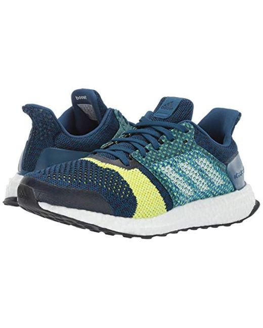 reputable site 58dfb 7a190 Men's Blue Ultraboost St Shoes