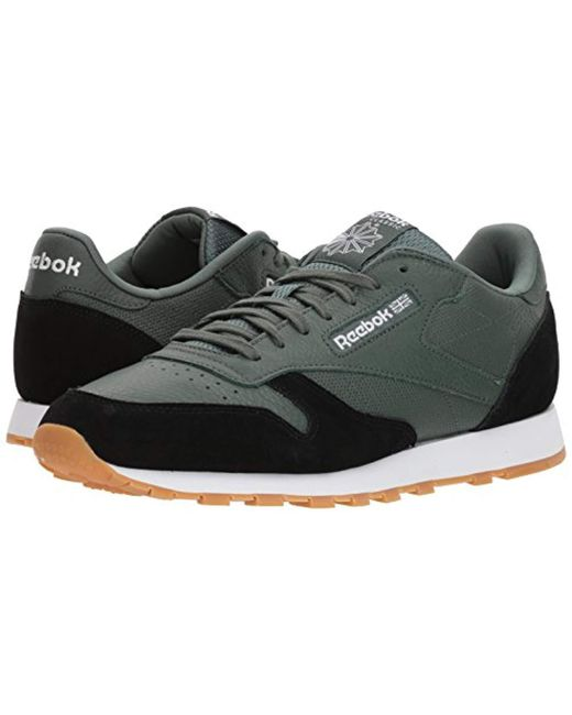 0f3fc447bfc ... Reebok - Multicolor Classic Leather Sneaker for Men - Lyst ...