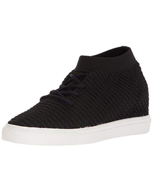 9273cc8c9e5 Lyst - Steven by Steve Madden Carin Sneaker in Black - Save 64%