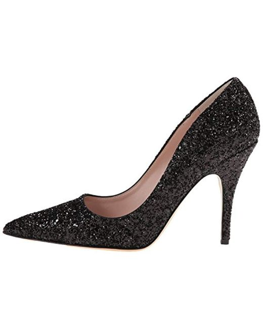 3b2ca2388394 ... Kate Spade - Black Licorice Pump - Lyst ...