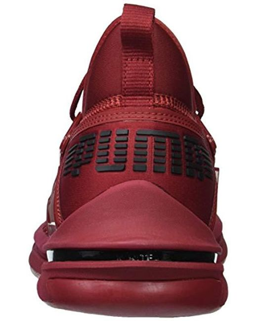 095eb4244ab PUMA Ignite Limitless Sr Sneaker in Red for Men - Save 62% - Lyst
