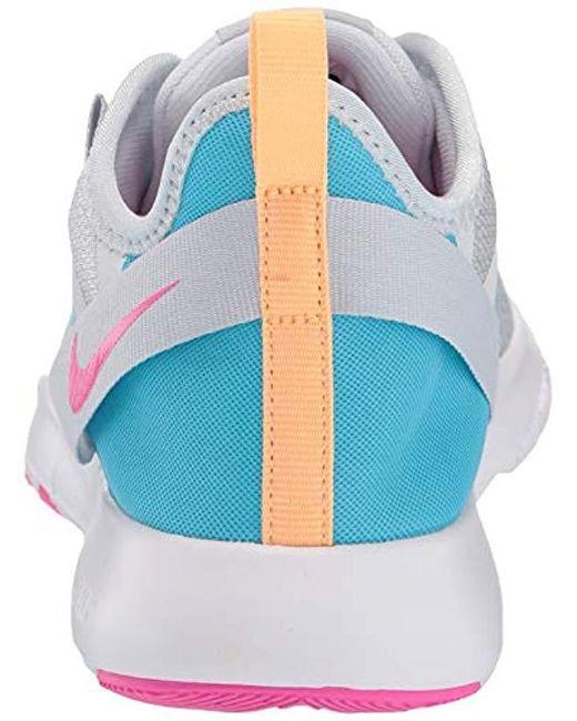 cbb4ac8d37a82 ... Nike - Blue Flex Trainer 9 Sneaker - Lyst ...