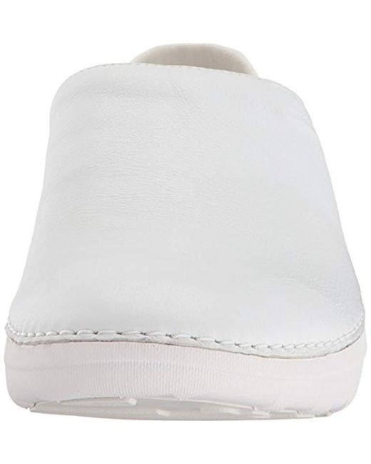 d6aef183f7a ... Fitflop - White Superloafer - Lyst ...