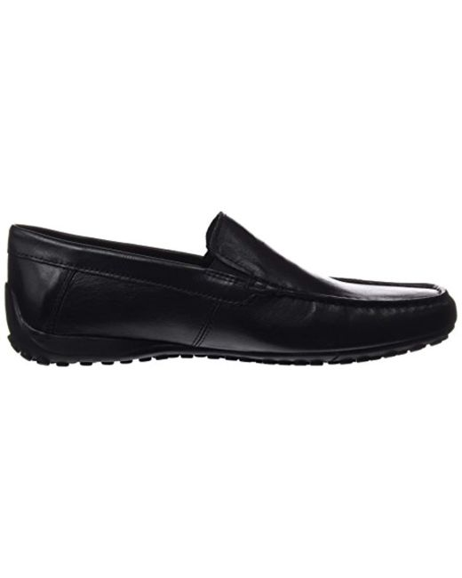 55b6d0a915e Geox Snake Moc 19 Moccasin in Black for Men - Save 1% - Lyst