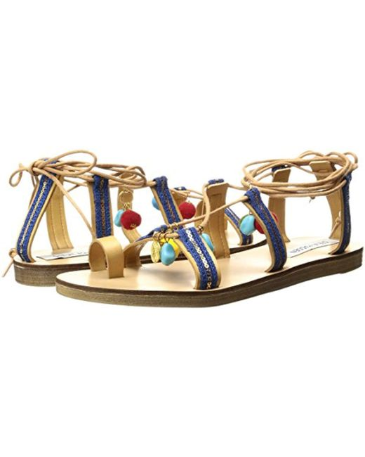 b35c9ac0df0 ... Steve Madden - Multicolor Cailin Gladiator Sandal - Lyst ...