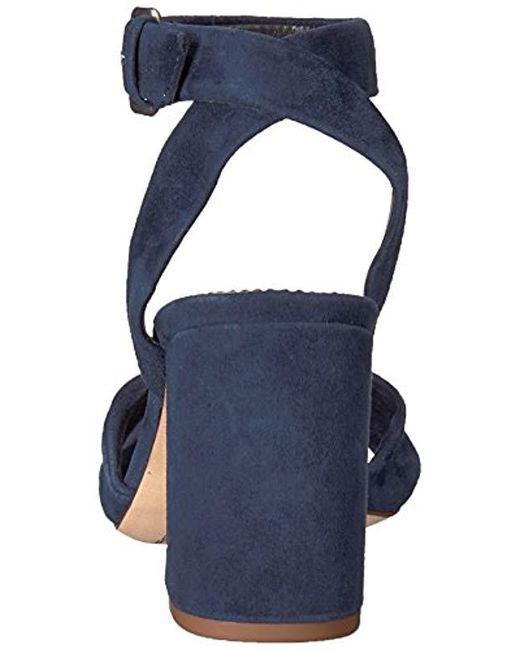 dc1daea19ad8 ... Splendid - Blue Fairy Heeled Sandal - Lyst ...