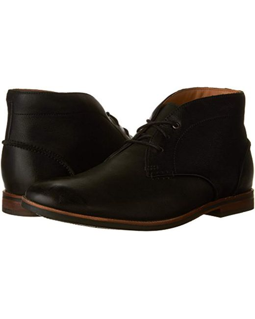 978989ceaaf78 Lyst - Clarks Broyd Mid Chukka Boot in Black for Men - Save 6%