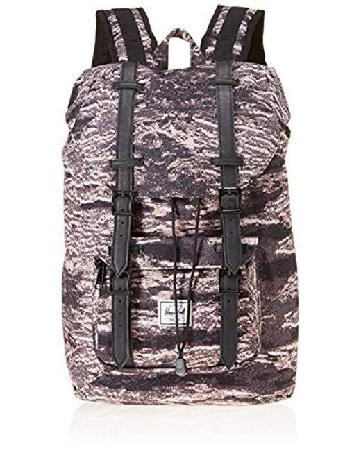 f57bee7aaa4 Herschel Supply Co. - Multicolor Little America Mid-volume Backpack for Men  - Lyst ...