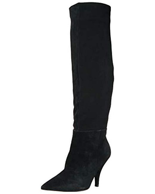 9869d73fdbc Lyst - Kendall + Kylie Calla Fashion Boot in Black - Save 31%