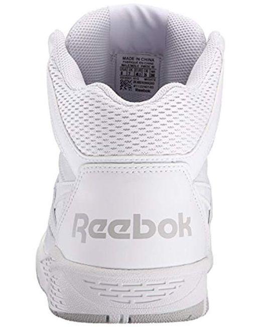 57d473d2c98d Reebok Royal Bb4500h Xw Fashion Sneaker in White for Men - Save 2 ...