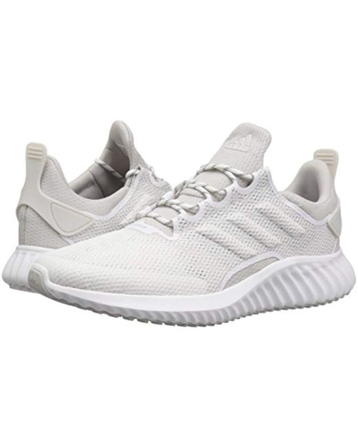 17d718625 ... Adidas Originals - White Alphabounce Cr Cc Running Shoe for Men - Lyst  ...