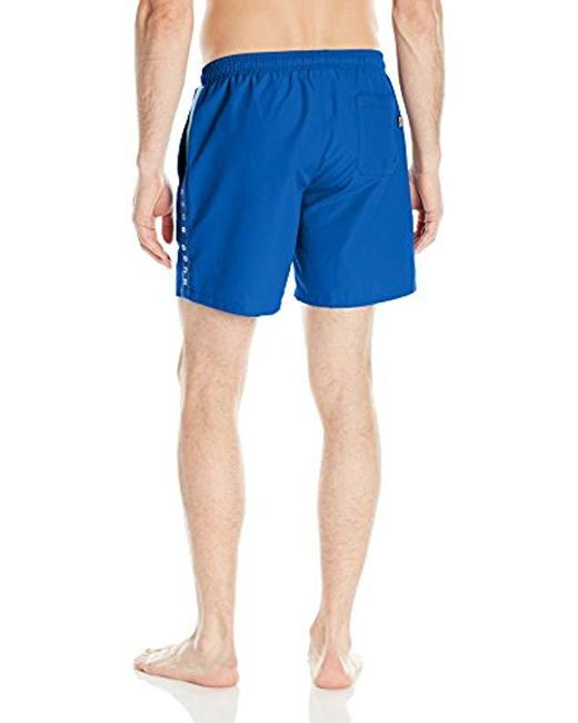 c4380e24a ... BOSS - Blue Seabream Swim Shorts for Men - Lyst