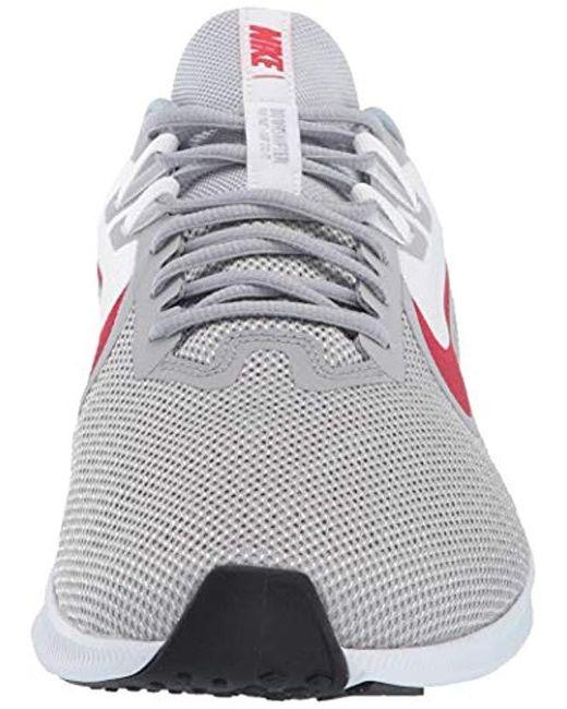 9e88938fa37c61 ... 7.5 Nike - Gray Downshifter 9 Sneaker