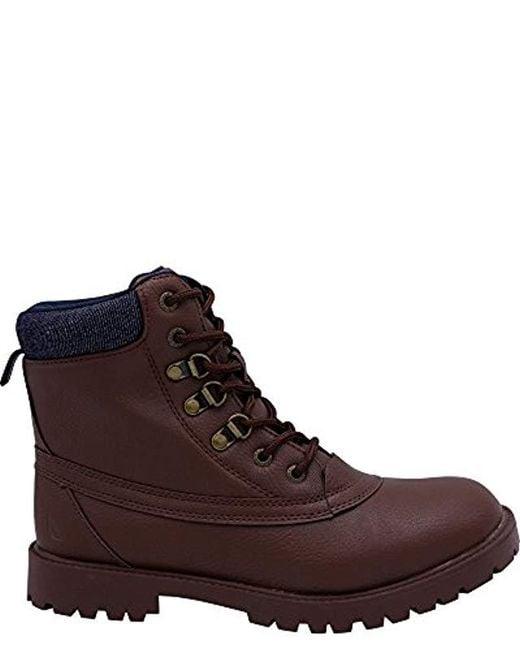 Nautica Brown Alameda Chukka Boot for men