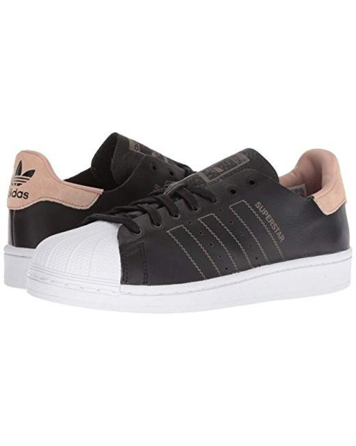 807f6778498c ... Adidas Originals - Black Superstar Decon W Running Shoe - Lyst ...