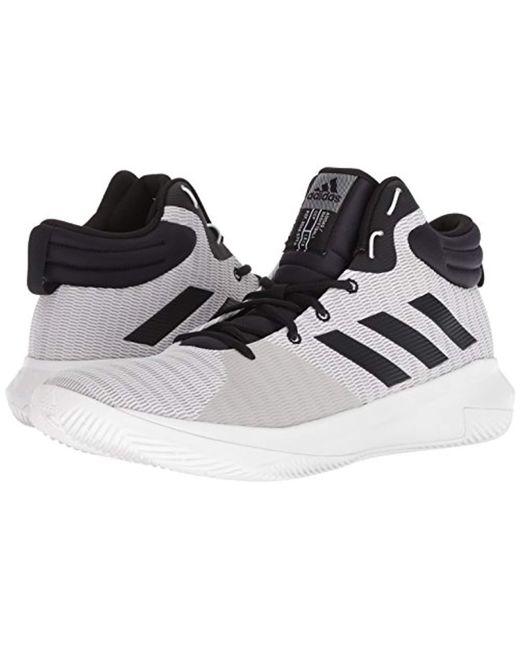 finest selection 98d3d 0df49 ... Adidas Originals - Multicolor Pro Elevate 2018 Basketball Shoe for Men  - Lyst ...