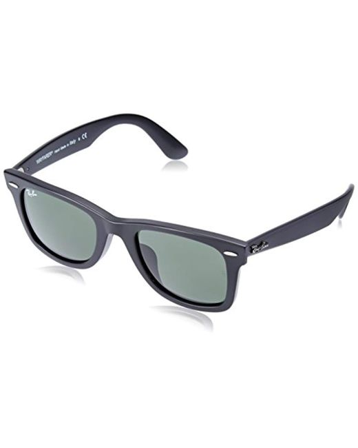 Ray-Ban - Black S Original Wayfarer Sunglasses (rb2140) Acetate for Men - Lyst
