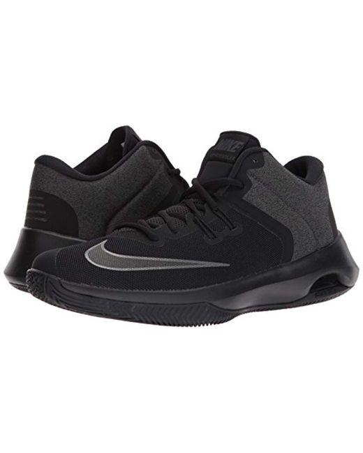 61e29d5181d3 ... Nike - Black Air Versitile Ii Nbk Basketball Shoe for Men - Lyst ...