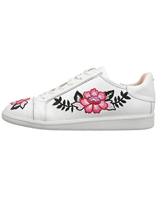 Kate Spade - White Everhart Sneaker - Lyst