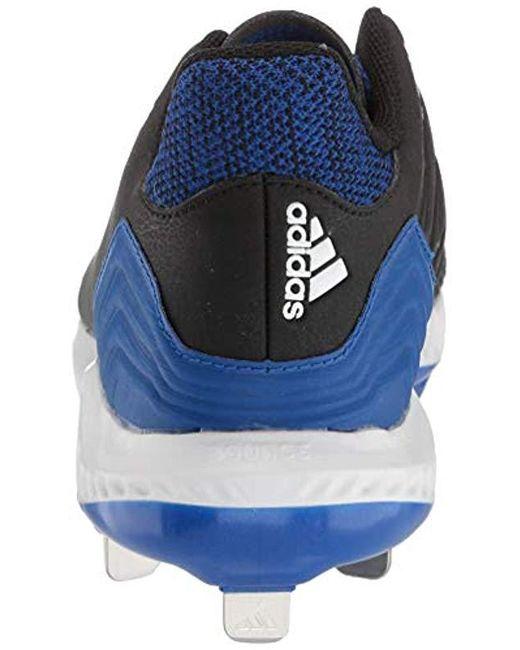 5cb9f1785f415 ... Adidas - Black Icon Bounce for Men - Lyst ...