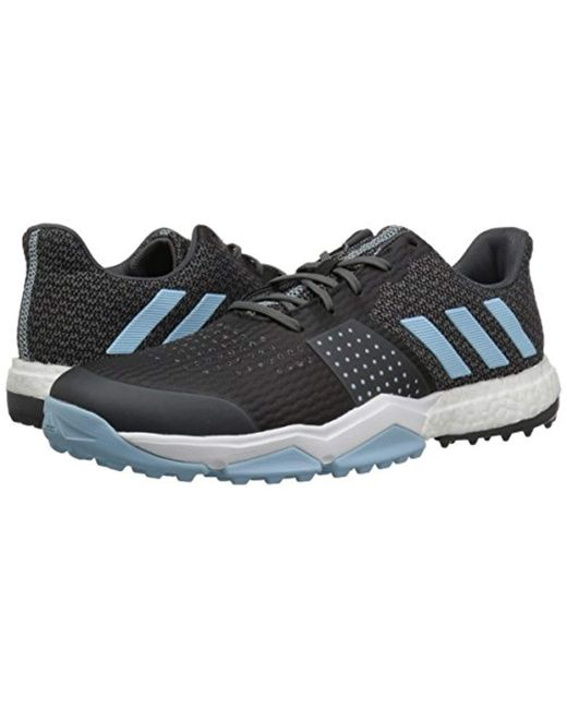 brand new ad3c7 c5998 ... Adidas - Gray Adipower S Boost 3 Onixc Golf Shoe for Men - Lyst ...