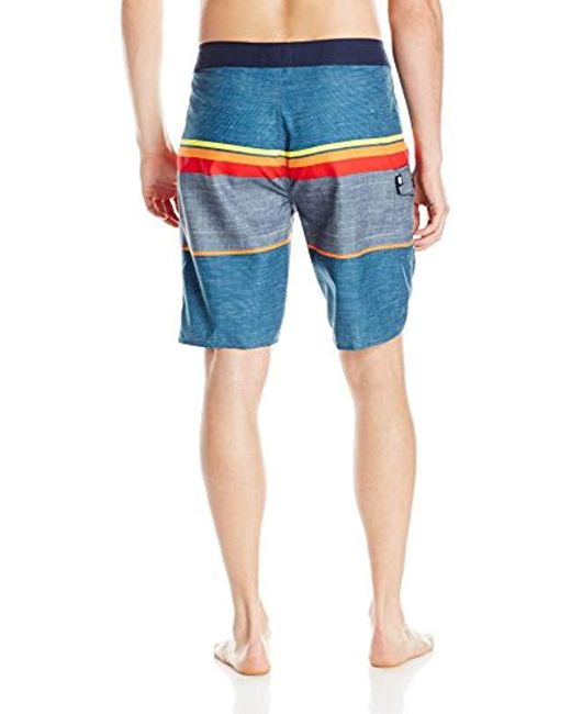 81ff35879f ... Rip Curl - Blue All Time Boardshort for Men - Lyst