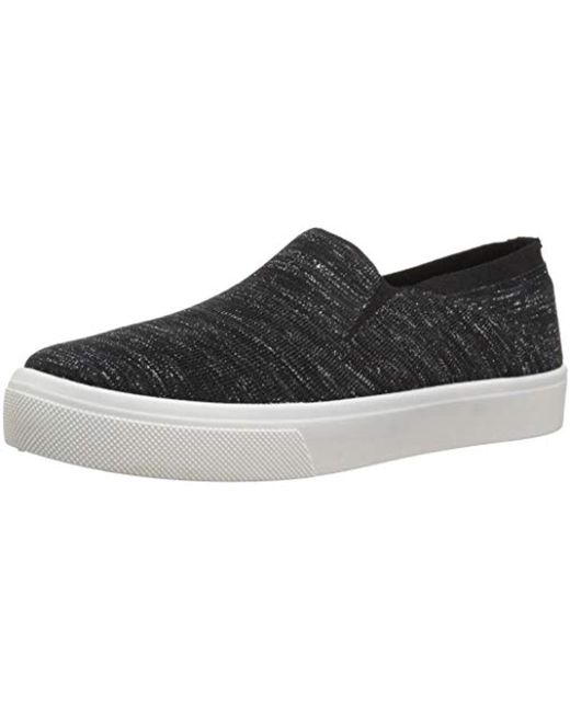 timeless design e5725 c8787 Skechers - Black Poppy-cloud Dust. Maylar Fleck Knit Slip On Sneaker - Lyst  ...