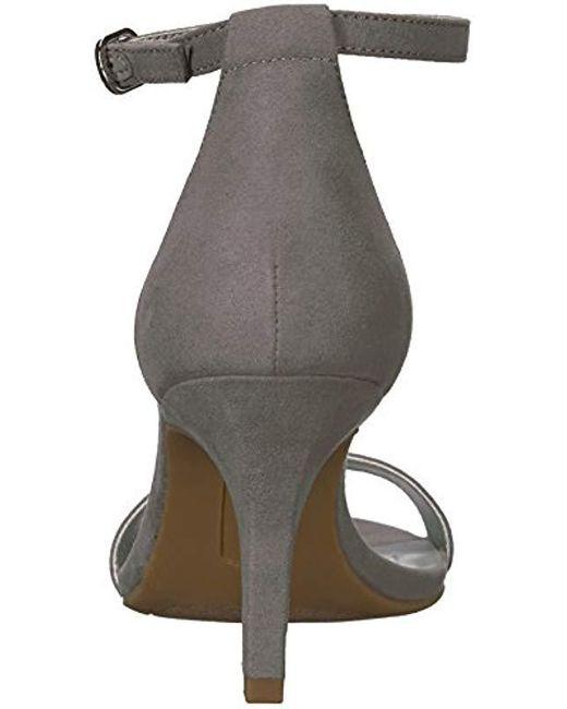 a134a1461425d0 ... Bandolino - Gray Madia Dress Sandal - Lyst ...