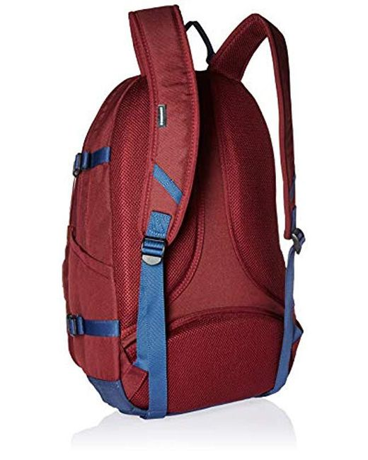 98d11640a993 ... Converse - Red Straight Edge Backpack Backpack for Men - Lyst ...