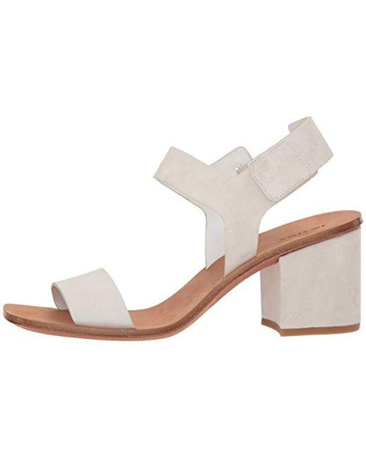 ce96ca43597 ... Via Spiga - Multicolor Kamille Block Heel Sandal Heeled - Lyst ...