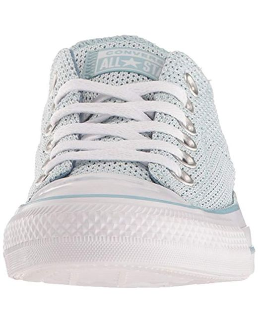 e5b40388f319 ... Converse - White Madison Color Pop Mesh Low Top Sneaker - Lyst ...