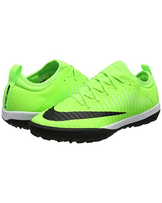 finest selection 144fc 03ad3 ... clearance nike green mercurialx finale ii tf soccer shoe for men lyst  ddf86 65452 ...