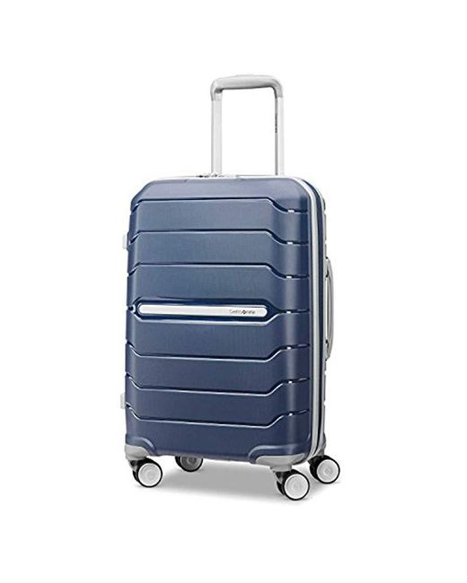 Samsonite - Blue Freeform Hardside Spinner 21 for Men - Lyst