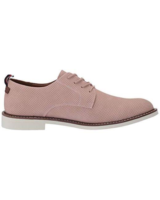 260a4bdfface6d ... Tommy Hilfiger - Pink Garson6 Oxford for Men - Lyst ...