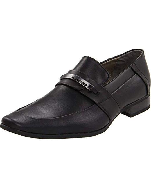 Calvin Klein - Black Brice Slip-on Shoe for Men - Lyst