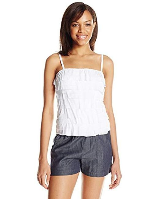 Bailey 44 - White Cayo Coco Top - Lyst