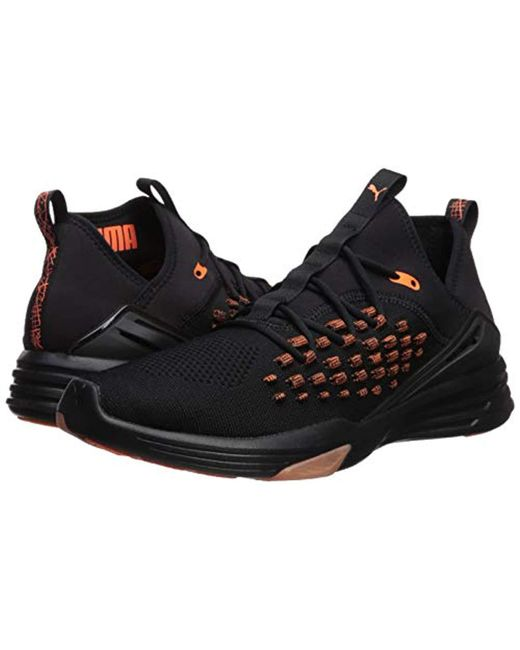 ... PUMA - Black Mantra Fusefit Unrest Fitness Shoes for Men - Lyst ... a7c4bc8ff
