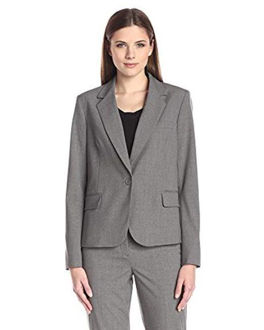 Theory - Gray Custom Gabe Edition Suit Jacket - Lyst
