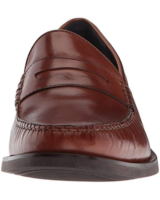 f4032d5f617 Lyst - Cole Haan Pinch Sanford Penny Loafer in Brown for Men - Save 23%