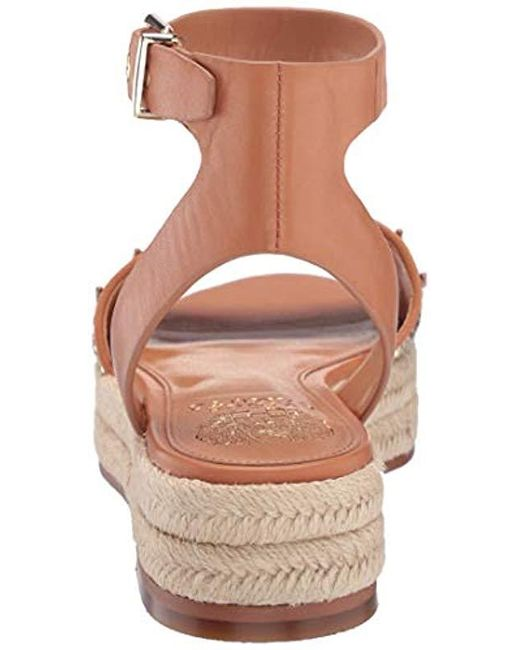 33f3cdb4ff9 Lyst - Vince Camuto Kathalia Brown M in Metallic - Save 29%