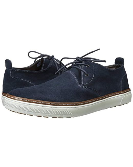 913dbb09e93 Lyst - Steve Madden Fixer Lace Up Sneaker in Blue for Men - Save 15.0%