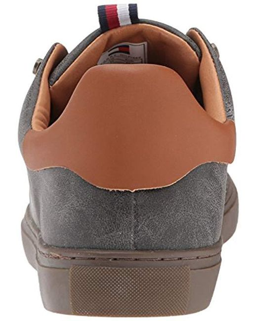 933660ce21c0 Lyst - Tommy Hilfiger Marks Shoe in Gray for Men - Save 59%