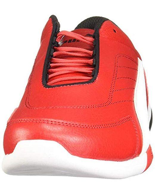 ffbae324a80827 ... PUMA - Red Ferrari Kart Cat Sneaker for Men - Lyst ...