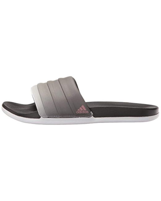 2c89a45135ef9 ... Adidas Multicolor Adilette Cf Armad Athletic Slide Sandals Lyst ...