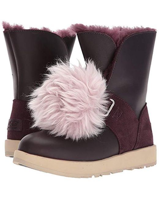 773c26d60d6c ... Ugg - Multicolor Isley Waterproof Winter Boot - Lyst ...