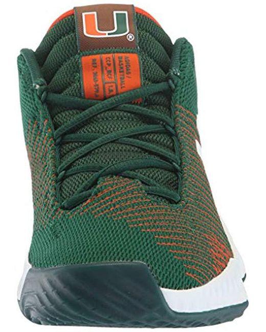 61e580677 ... Adidas Originals - Green Pro Bounce 2018 Low Basketball Shoe for Men -  Lyst ...